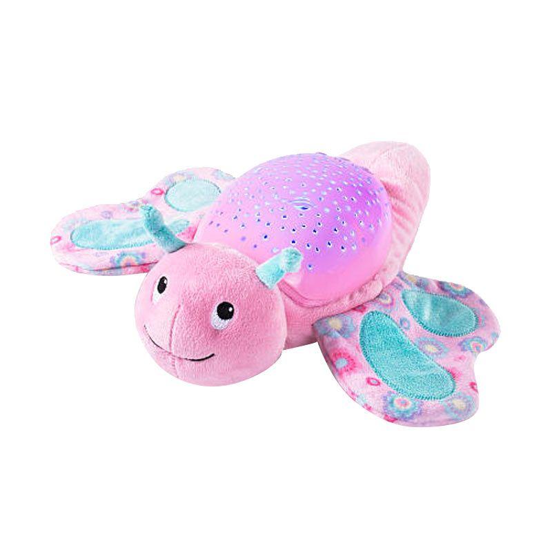 Summer Infant Slumber Buddies Butterfly Pink Lampu Proyektor