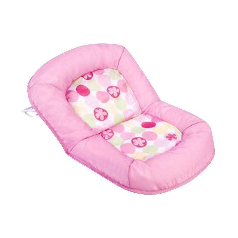 Summer's Infant Comfort Bath Support Pink Tempat Mandi Bayi