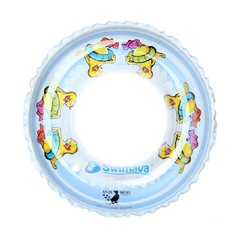 SWIMAVA Swimmer Ring Blue Pelampung Anak [3 years]