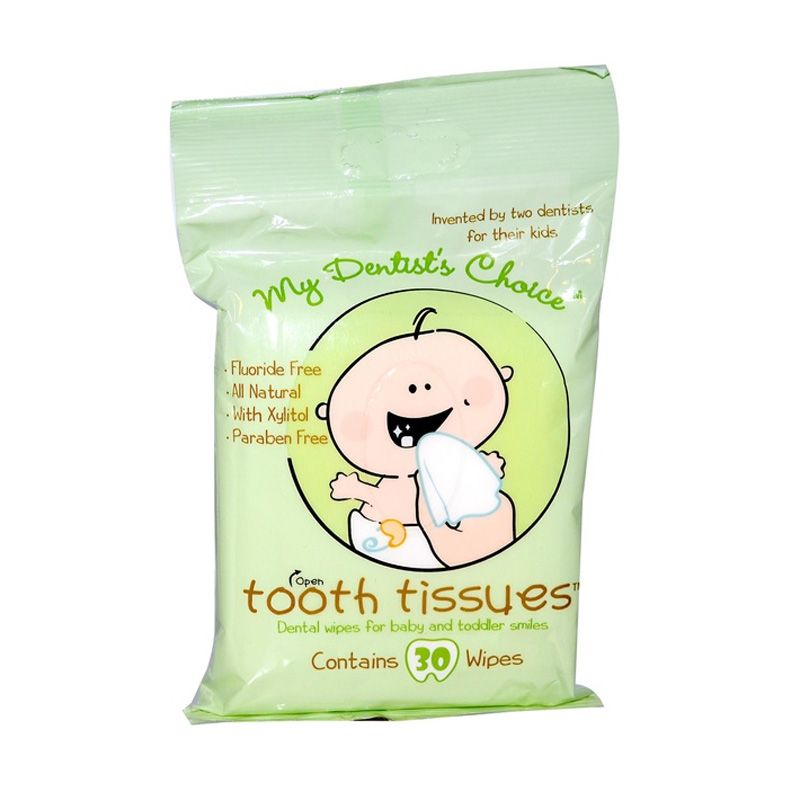 Tooth Tissue Disposable Tooth Tissue [30 Sheets]
