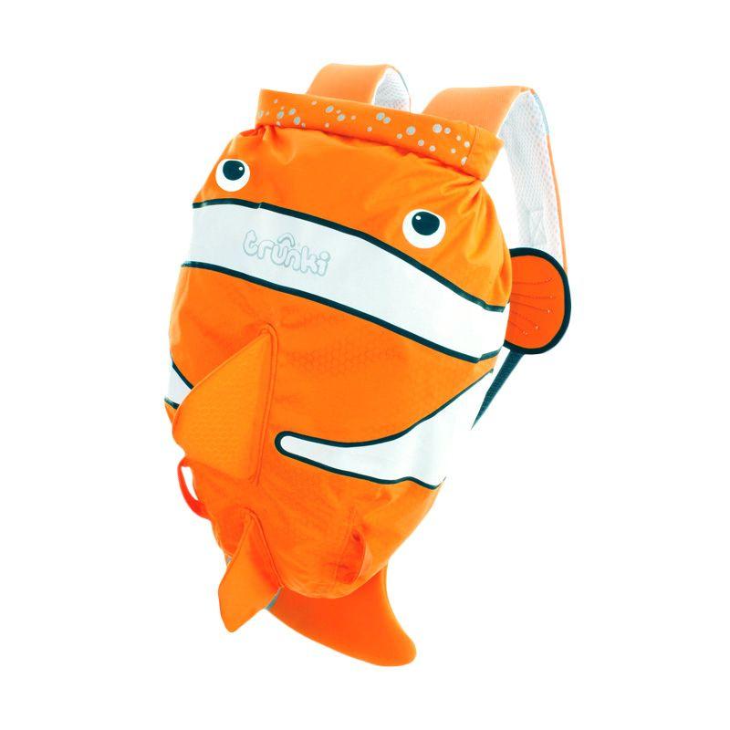 Trunki PaddlePak Chuckles Small Orange Tas Ransel Anak