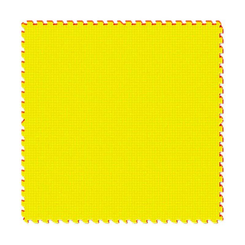 Evamat Polos Kuning Tikar [10 Pcs]