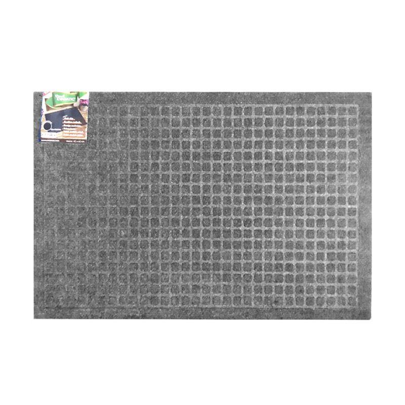 Evamatic Anti Slip L02 Abu-Abu Keset [40 x 60 cm]