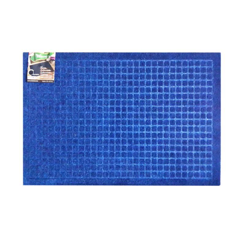 Evamatic Anti Slip L02 Biru Keset [40 x 60 cm]