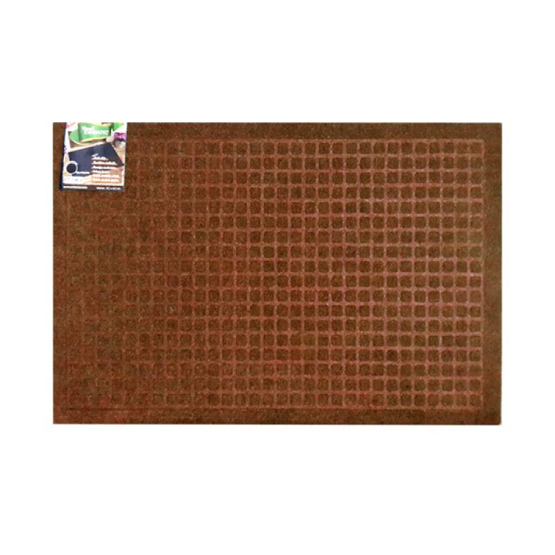 Evamatic Anti Slip L02 Coklat Keset [40 x 60 cm]