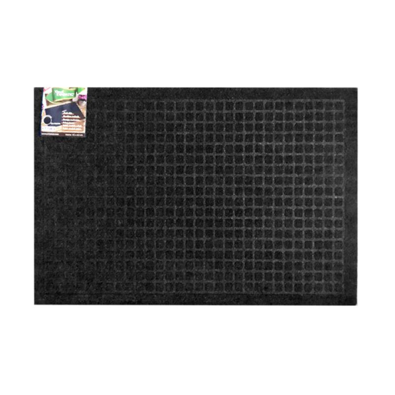 Evamatic Anti Slip L02 Hitam Keset [40 x 60 cm]