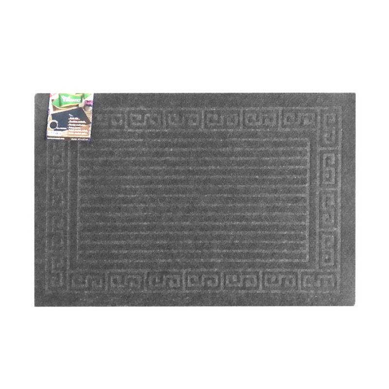 Evamatic Anti Slip L04 Abu Abu Keset [40x60 cm]