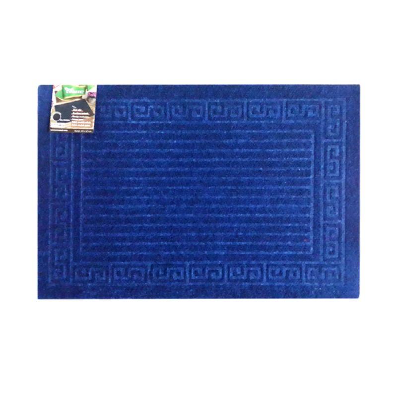 Evamatic Anti Slip L04 Biru Keset [40 x 60 cm]