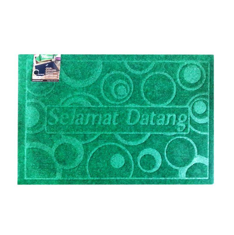 Evamatic Anti Slip L09 Hijau Keset [40 x 60 cm]