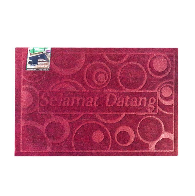 Evamatic Anti Slip L09 Merah Keset [40 x 60 cm]