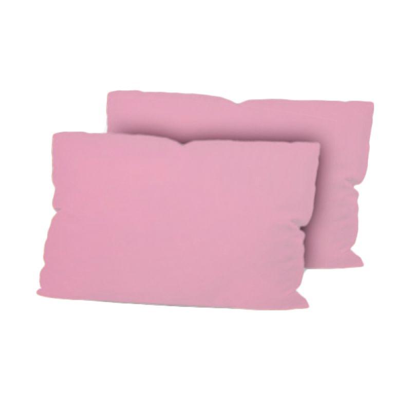 Hanna Pink Sarung Bantal [2 Pcs/50x70 cm]