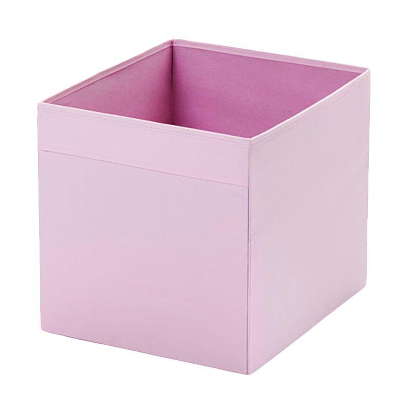 IKEA Drona Organizer Pink Kotak Serbaguna [33x38x33 cm]