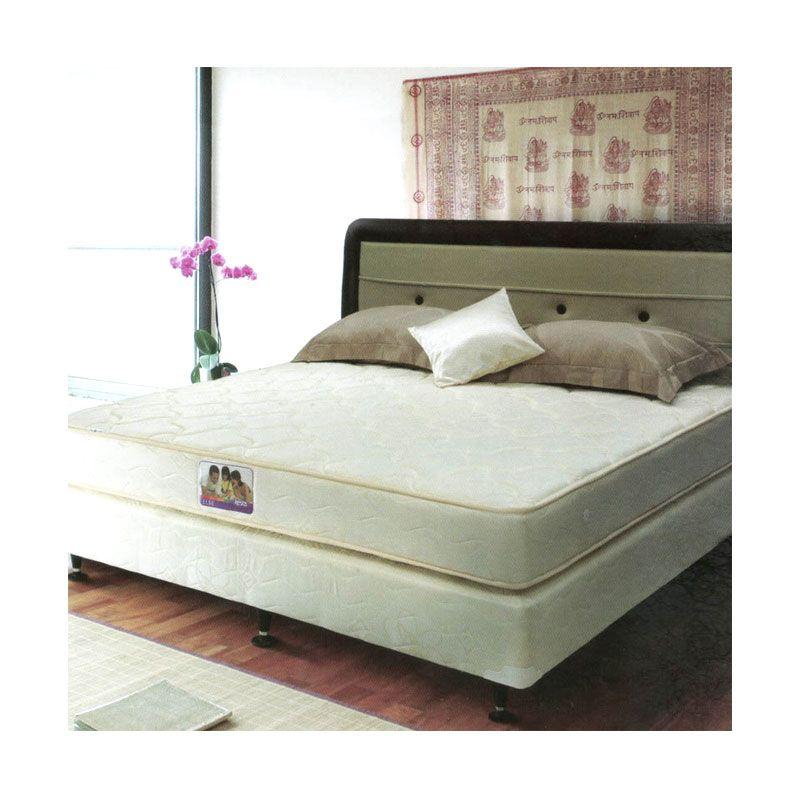 Resta Elbe Krem Spring Bed Set