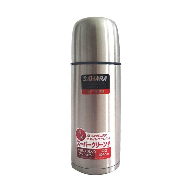 Tiger Vacuum Flask 350 ML MSCB035 - Silver