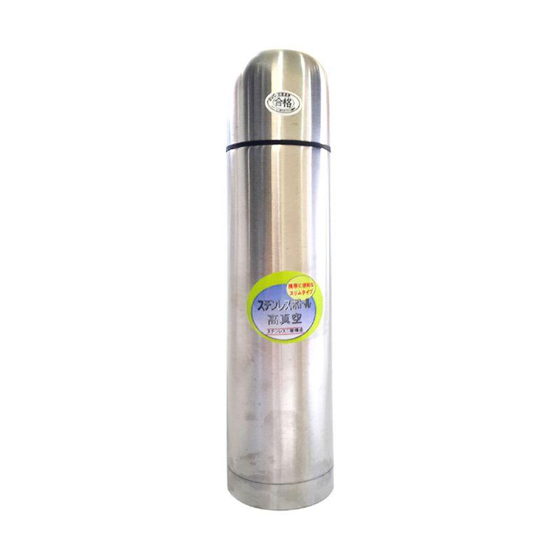 Yoshikawa Vacuum Flask 1 Ltr YS100 - Silver