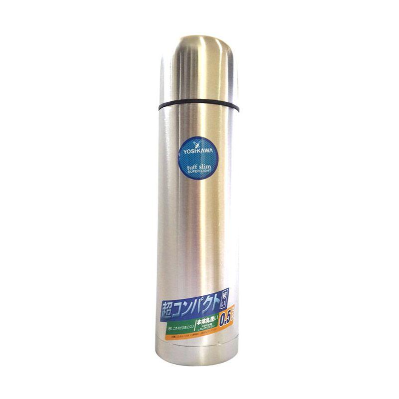 Yoshikawa Vacuum Flask 500 ML YS50 - Silver