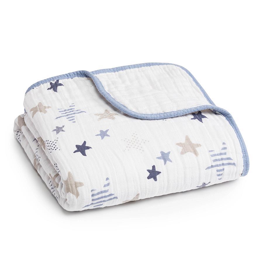 Aden+Anais - Classic Dream Blanket - Rockstar - Selimut Bayi dan Anak