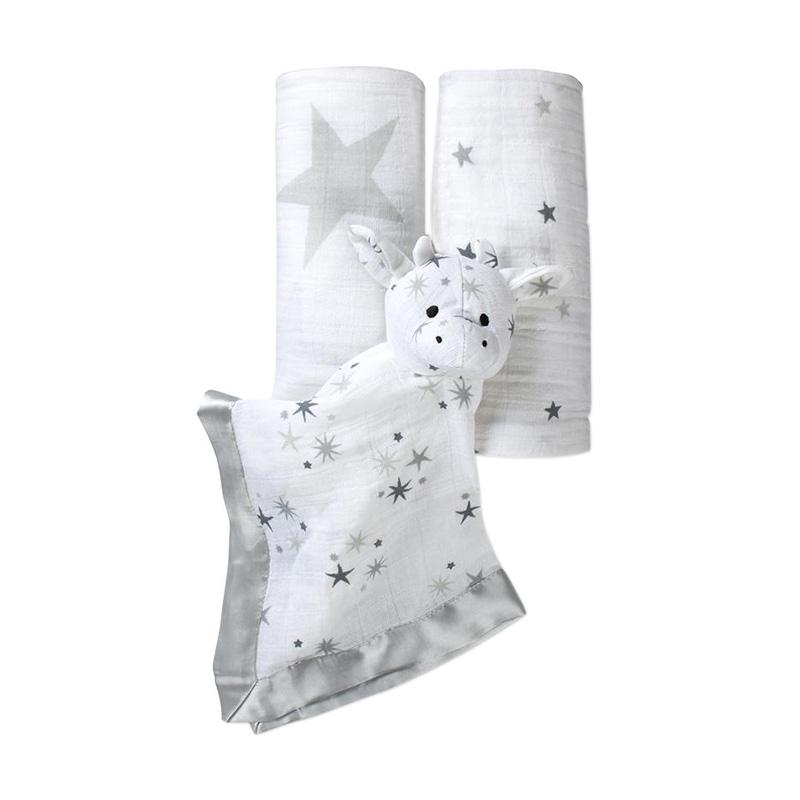 Aden Anais Twinkle Gift Set Bedong Bayi [2 Pcs]