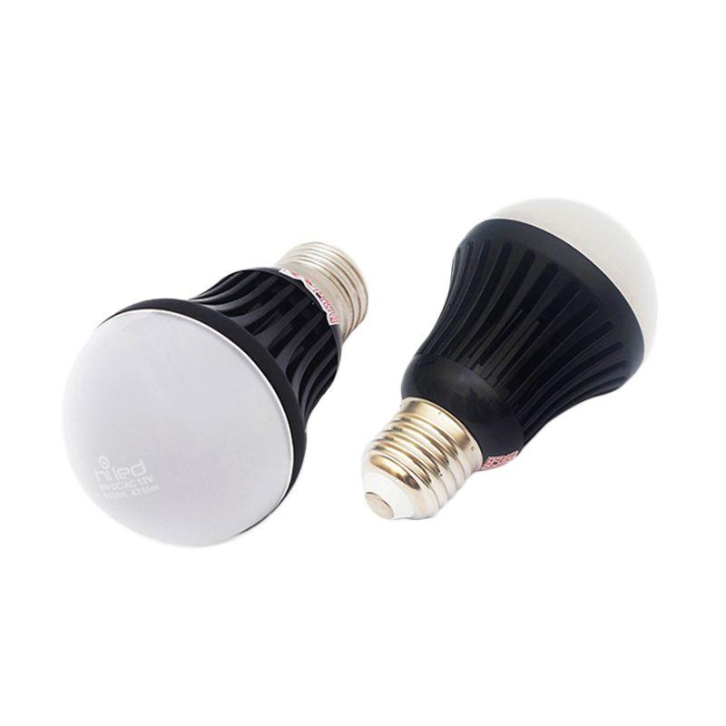 HiLed DC Bulb 5W 12V E27 - White