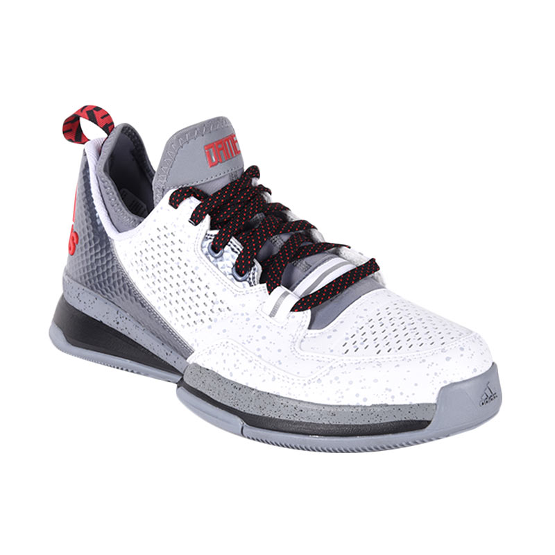 adidas basketball shoes damian lillard. adidas men basketball nba portland trail blazers damian lillard putih sepatu basket (s85475) shoes