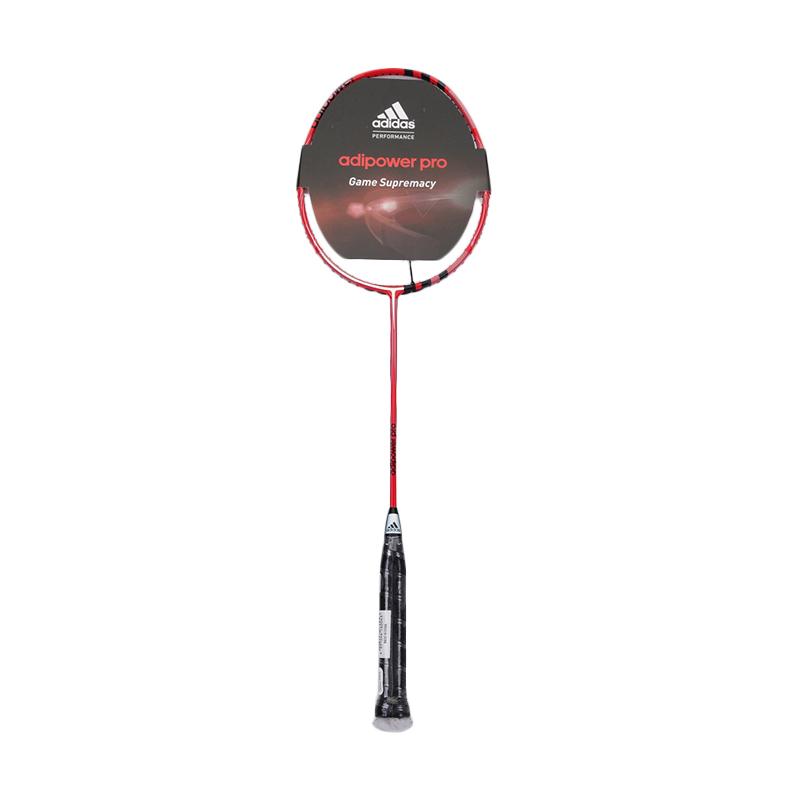 adidas Adipower Pro Red Raket Badminton [SMU]