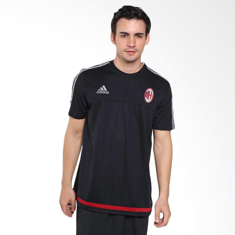 harga adidas Men Football AC Milan Training Jersey Bola (S20370) Blibli.com