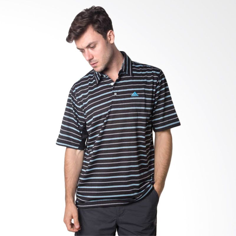 Adidas N49461 Black Baju Golf