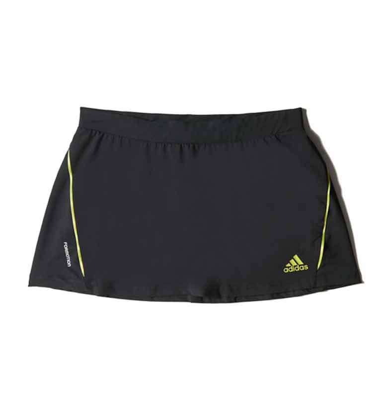 adidas Women BT W S00401 Skort Rok Badminton bawah