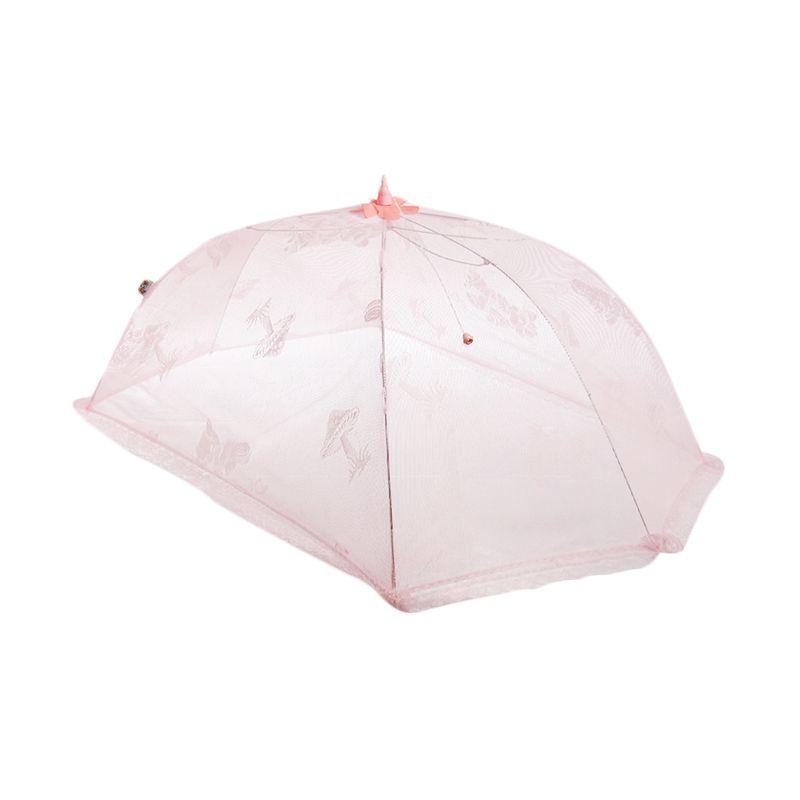 Dell Collection Pink Kelambu Bayi