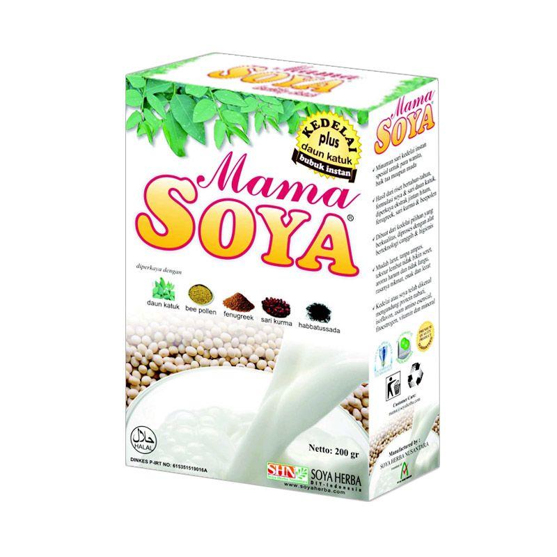 Mama Soya Susu Nutrisi Ibu Hamil & Menyusui