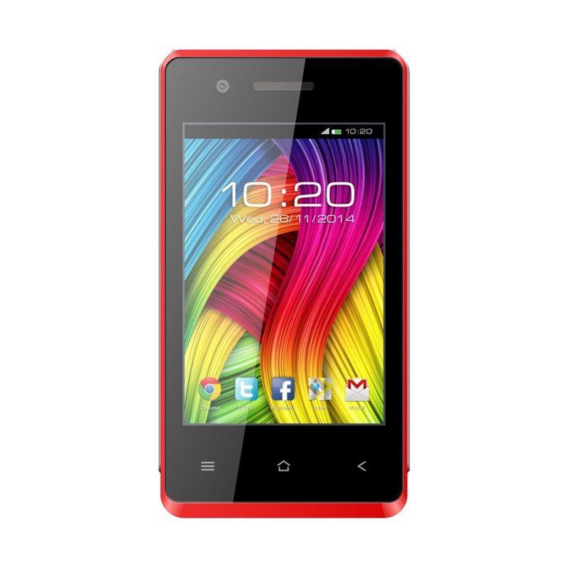 Aldo AS7 Merah Smartphone