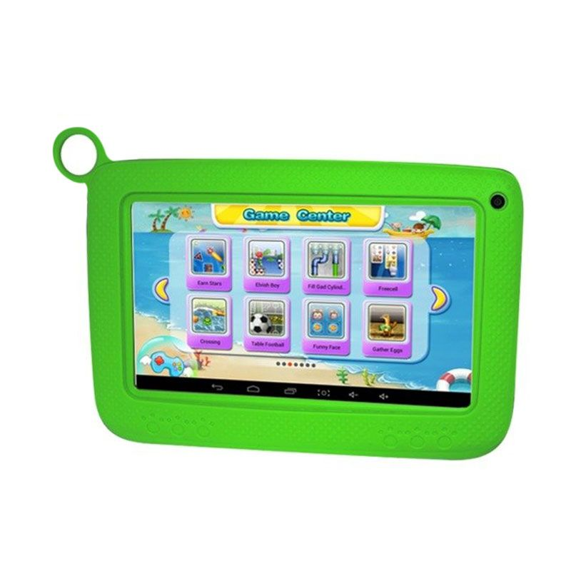 Aldo Hijau Tablet Anak [8 GB]