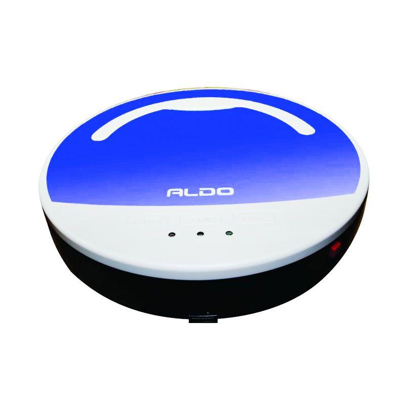 Aldo Robotic Biru Vacuum Cleaner