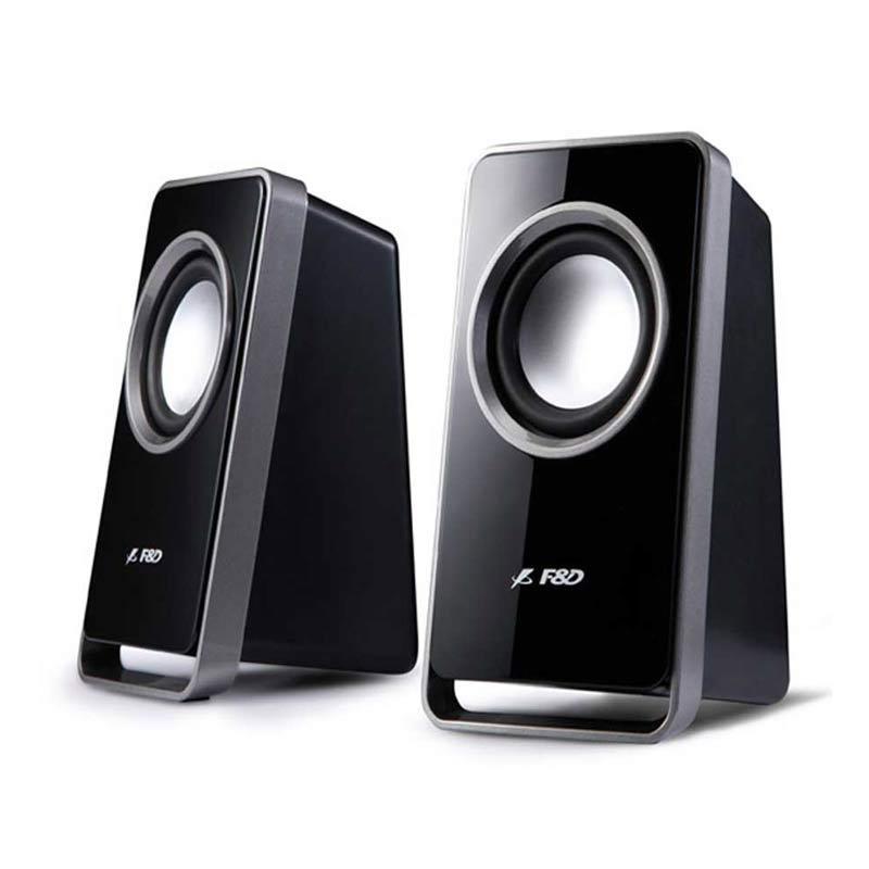 Fenda V520 USB Speaker 2.0 - Black