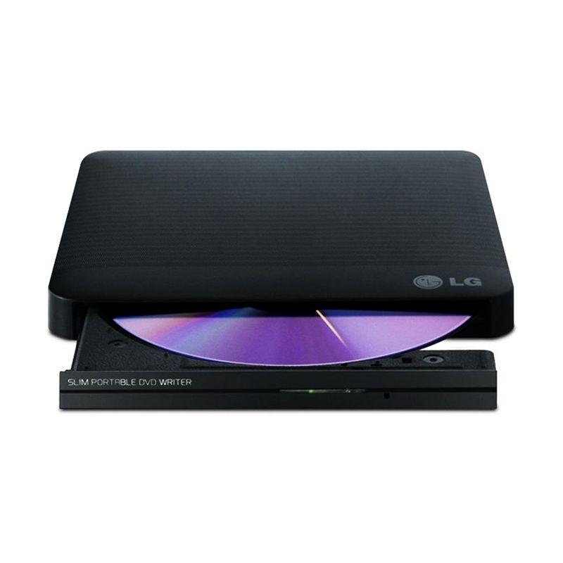 LG GP50NB40 AYCE10B Hitam DVD Drive External