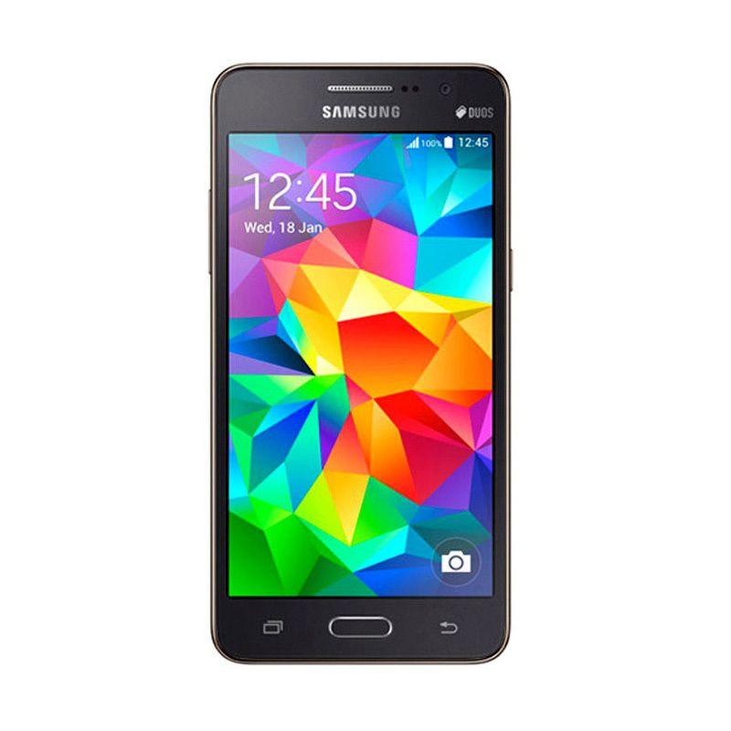 Samsung Galaxy Prime Plus SM G531 Abu-Abu Smartphone [8 GB]