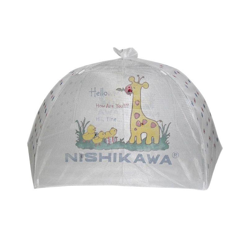Nishikawa Tarik Kawat Putih Kelambu Bayi
