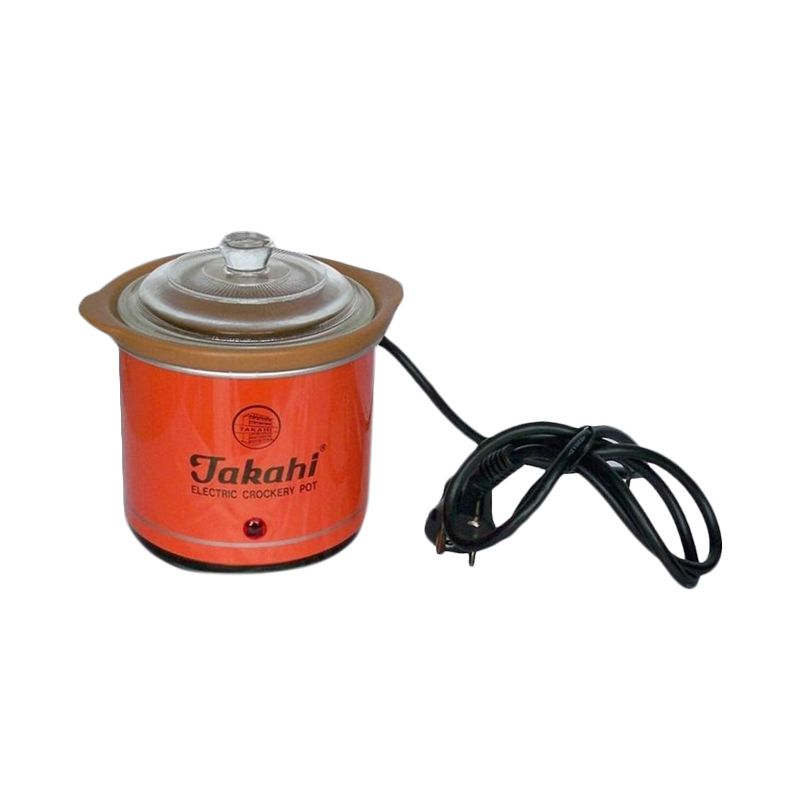 Takahi Slow Orange Slow Cooker