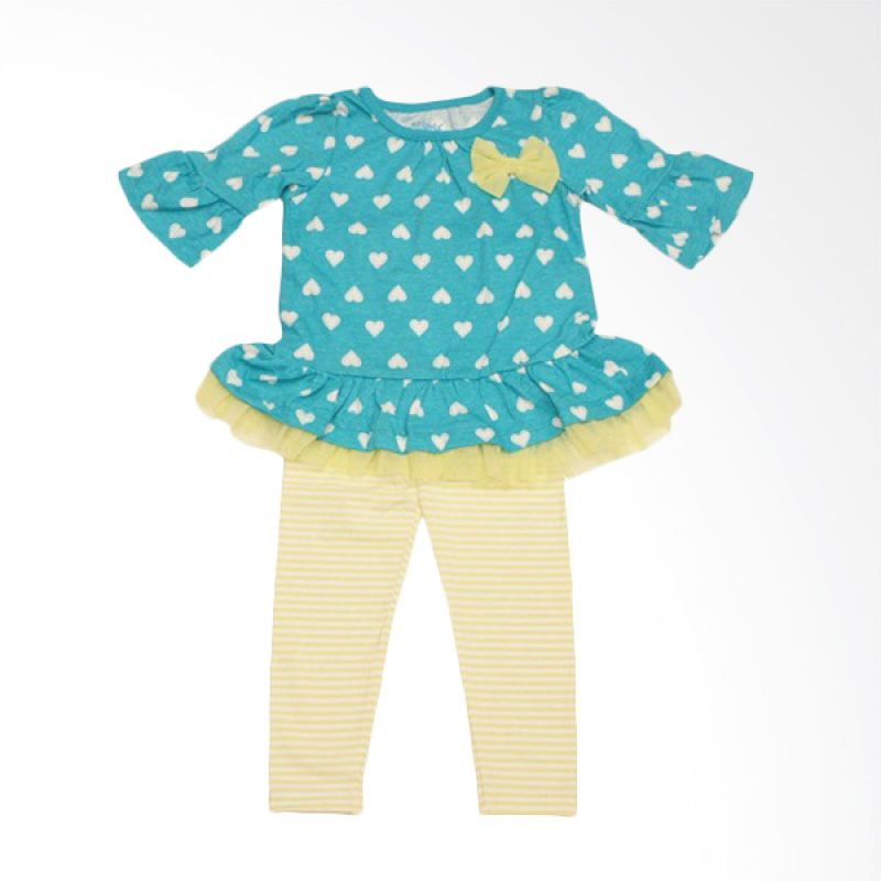 Adore Baby Cloth Lovely Baby blue