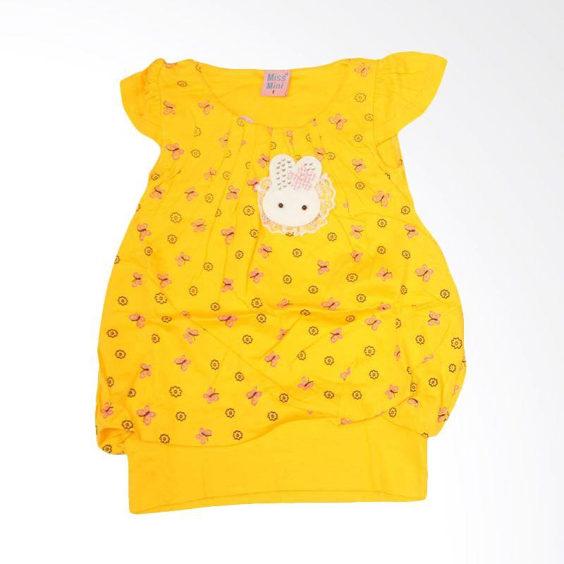 Adore Dress Baloon Rabbit Yellow