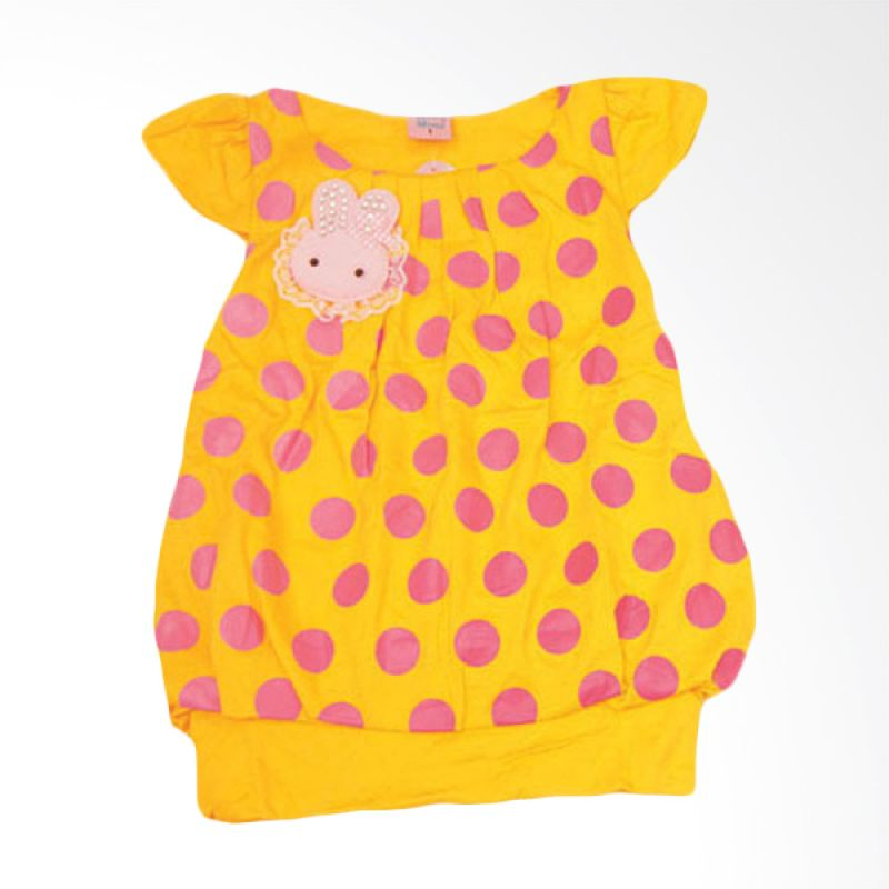 Adore Dress Rabbit Yellow