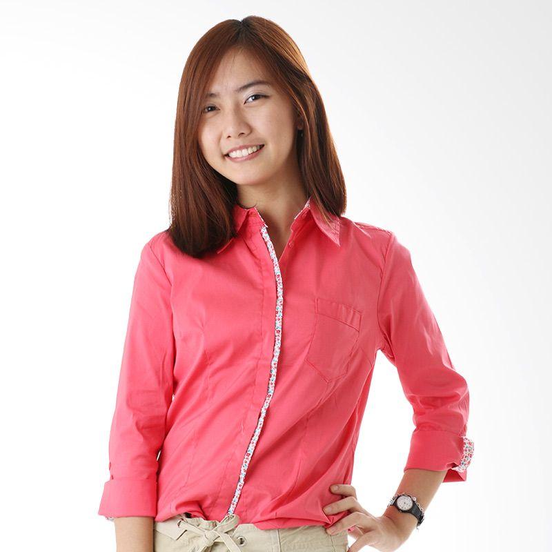 Adore Casual Merah Atasan Wanita