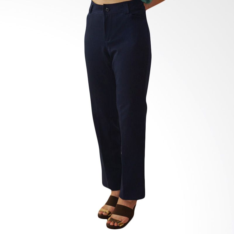 Adore Chino Pant Navy Blue