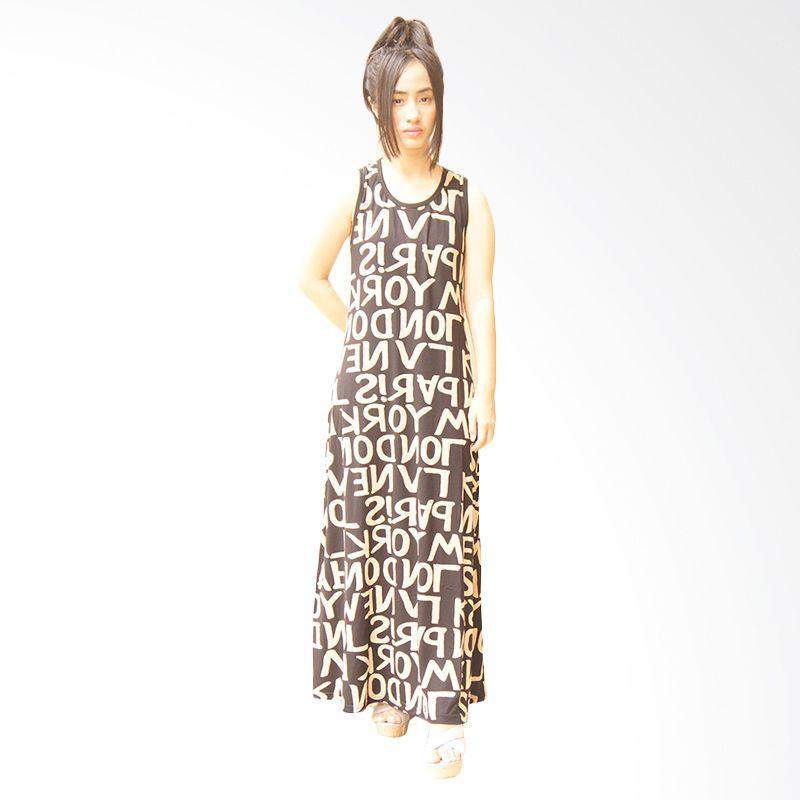 Adore GD Brown Long Dress