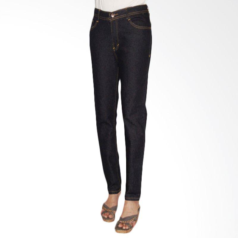 Adore Celana Jeans Hitam 600