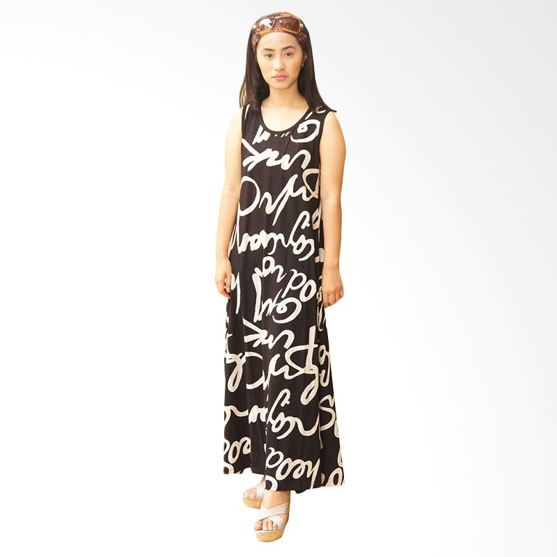 Adore LT Black Long Dress