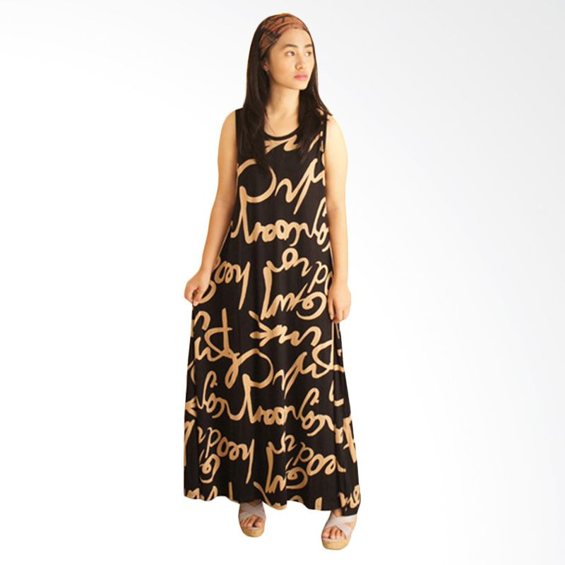 Adore LT Brown Long Dress