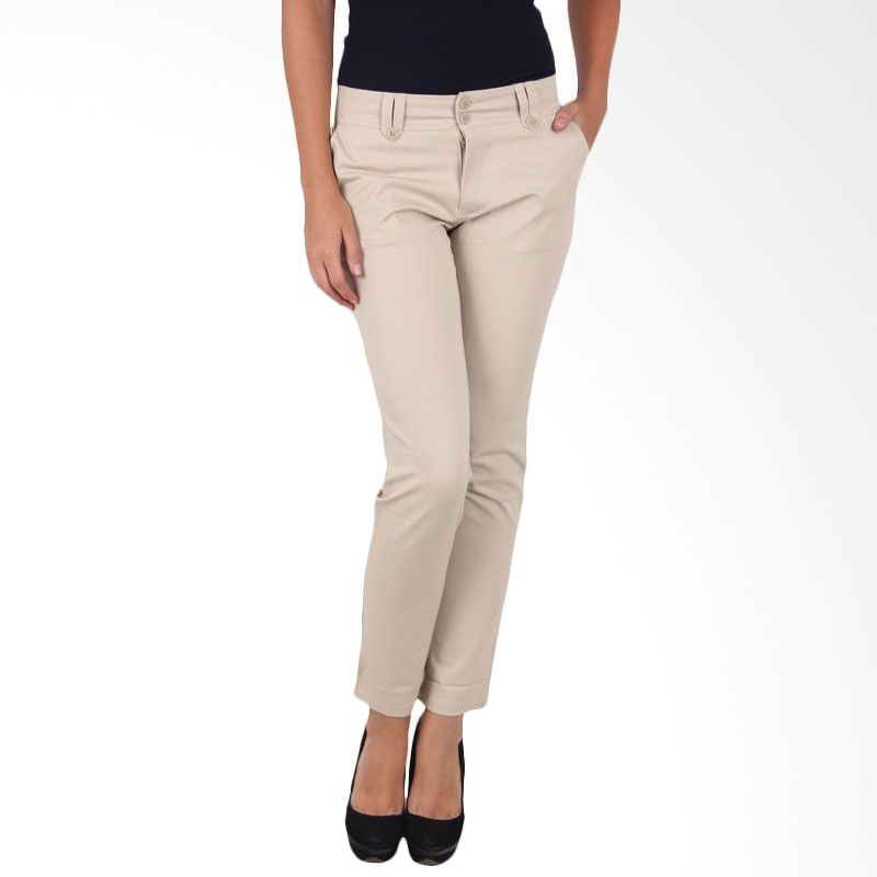 Adore Pants Basic Beige