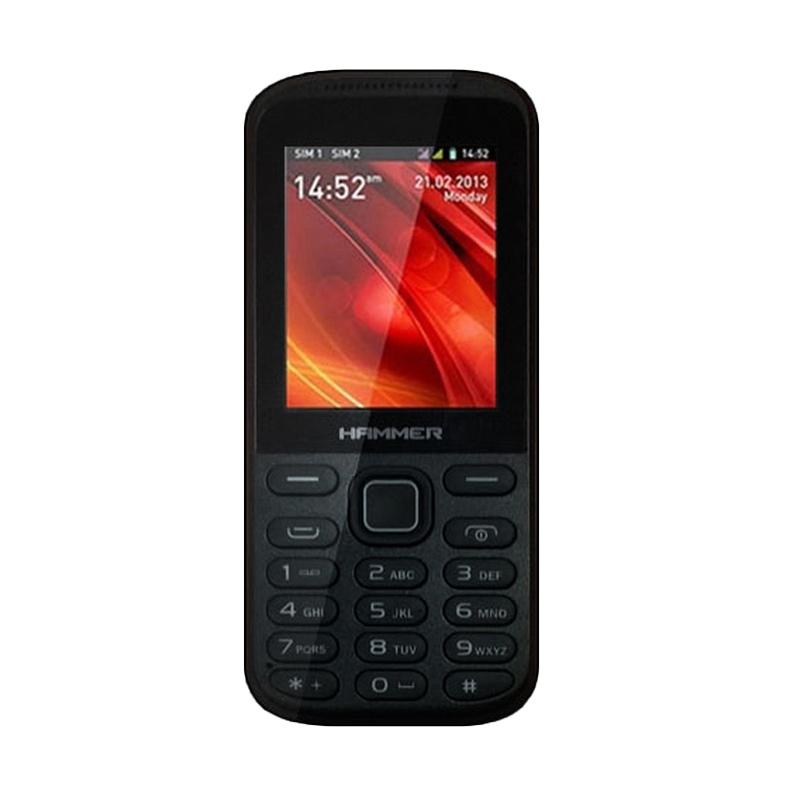 harga Advan Hammer R3D Hitam Handphone [Dual SIM] Blibli.com