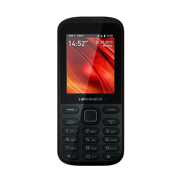 harga Advan Hammer R3D Handphone - Hitam [Dual SIM] Blibli.com
